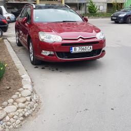 Citroën - C5 - C5 Tourer | 6 Apr 2019