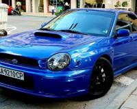 Subaru Impreza Bugeye