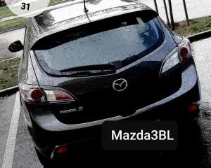 Mazda - 3 - BL   2 Sep 2019