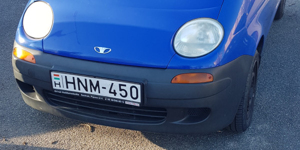 Daewoo Matiz 0.8 SE