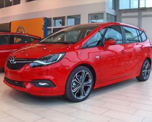 Opel - Zafira - Tourer | Sep 8, 2021