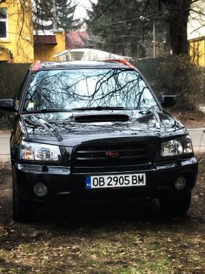 Subaru - Forester - 2.0 XT | 16 Mar 2019