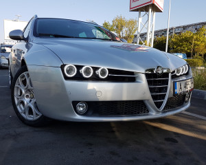 Alfa Romeo - Alfa 159 - SW 1.9 JTDm 16V ELEGANT/SPORT | 21 May 2020