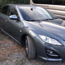 Mazda - 6 - GH | 25 Aug 2019