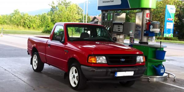 Ford Ranger 2.3i 16V Automatic