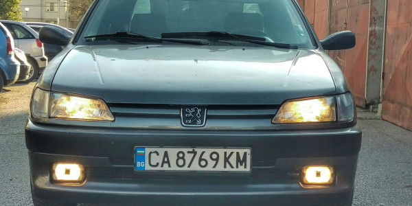 Peugeot 306 XS 1.6 8v