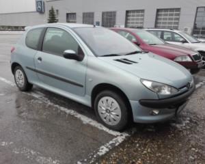 Peugeot - 206 - 1.4i | 8 Jun 2020
