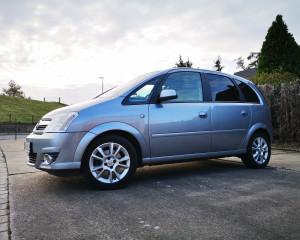 Opel - Meriva - A   22 mrt. 2021