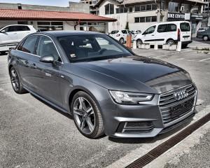 Audi - A4 - 2.0T Quattro | 24.05.2020