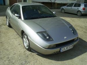 Fiat - Coupe - 2.0 16 V   23 Jun 2013