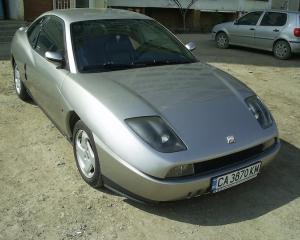 Fiat - Coupe - 2.0 16 V | 23 Jun 2013