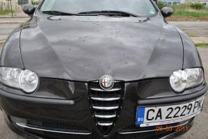 Alfa Romeo - Alfa 147   23 Jun 2013