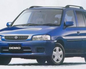 Mazda - Demio - DW | 23 Jun 2013