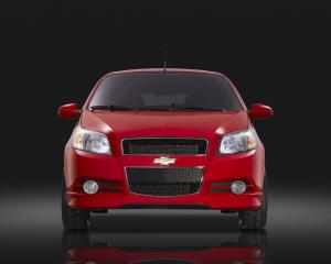 Chevrolet - Aveo - LT   23 Jun 2013