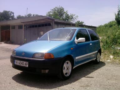 Fiat - Punto - 1.2 16v | 23 Jun 2013