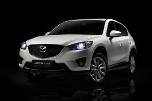 Mazda - CX-5   15 Jul 2013