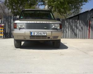 Land Rover - Range Rover - p38 2.5 DSE | 18 Jul 2013