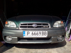 Subaru - OUTBACK - H-6, 3.0 | 21 Jul 2013
