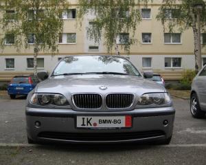 BMW - 3er - 316i   22 Jul 2013