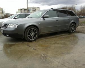 Audi - A6 - 1.8T QUATTRO | 23 Jul 2013