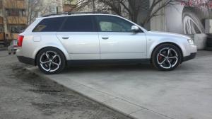Audi - A4   23 Jul 2013