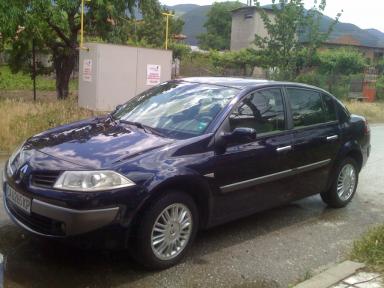 Renault - Megane - 1.9 DCI   24 Jul 2013