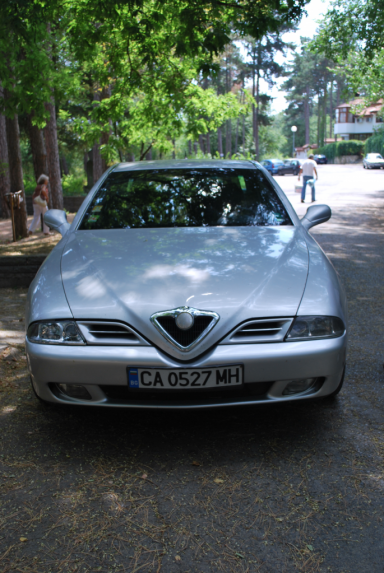 Alfa Romeo - Alfa 166 | 28 Jul 2013