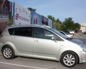 Toyota - Corolla Verso - 1.8 i | 30 Jul 2013