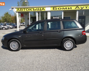 Fiat - Stilo - 1.9 JTD Mjet | 4 Aug 2013