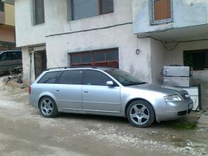 Audi - A6 - Avant   23 Jun 2013
