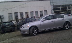 Lexus - GS - 300 | 6 Aug 2013