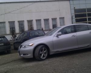 Lexus - GS - 300   6 Aug 2013