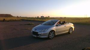 Peugeot - 307 - CC   15 Aug 2013