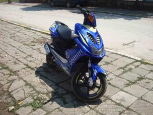 Yamaha - Aerox - V .Rossi  | 16 Aug 2013