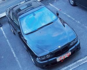 BMW - 5er - M sport | 2013. aug. 22.