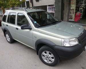 Land Rover - Freelander | 31 aug. 2013