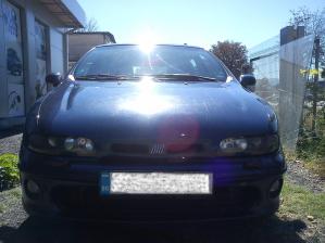 Fiat - Marea - Weekend 2.4JTD HLX | 20 Sep 2013