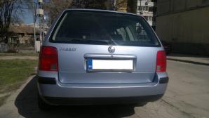 Volkswagen - Passat   22 Sep 2013