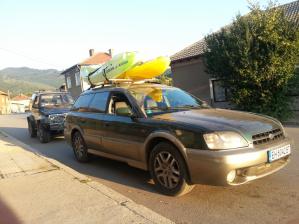Subaru - OUTBACK - II | 26 Sep 2013