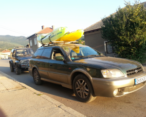 Subaru - OUTBACK - II | 26 Sep 2013