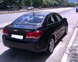 Chevrolet - Cruze   23 Jun 2013