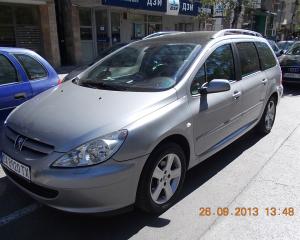 Peugeot - 307 - SW | 3 Oct 2013