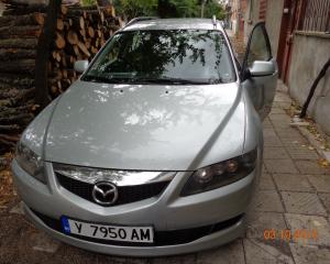 Mazda - 6 | 4 Oct 2013