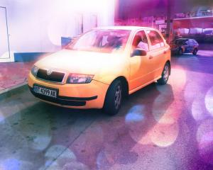Škoda - Fabia - 1.2 HTP | 9 Oct 2013