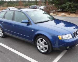 Audi - A4 | 11.10.2013 г.