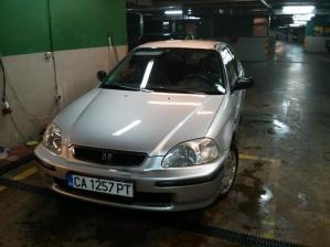 Honda - Civic | 17 Oct 2013