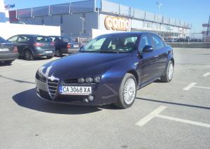 Alfa Romeo - Alfa 159 | 21 Oct 2013