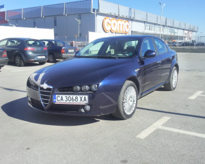 Alfa Romeo - Alfa 159   21 Oct 2013