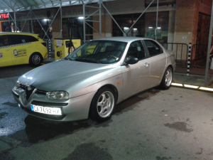 Alfa Romeo - Alfa 156 | 26 Oct 2013