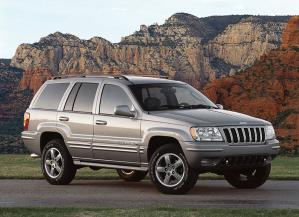 Jeep - Grand Cherokee | 6 Nov 2013